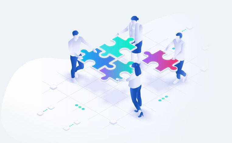 En amont de vos projets de développement, nous proposons un accompagnement de direction technique au profit d'un objectif de transformation et de performances métier
